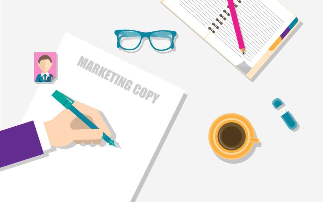 Anyone can write marketing copy, right?